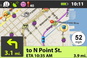 Waze GPS And Traffic v2 0 2 3 (os5 0 - 7 0) - free