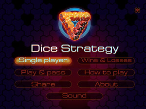 FREE Dice Strategy V1.0 blackberry game