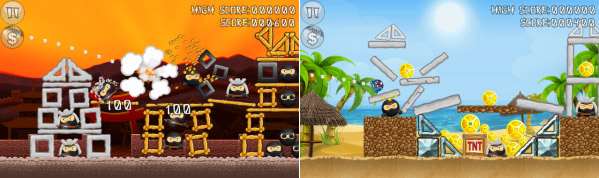 Ninja Pandas Game Help Pandas to Defeat Ninjas