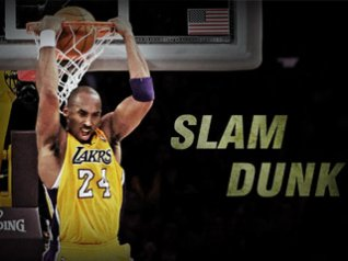 SLAM DUNK for bb 9900 wallpaper