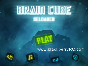 Brain Cube Reloaded v1.1.1 for bb 9850,9860 games