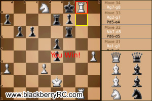 Free Chess v2.2.0 for os5.0,6.0,7.0 games