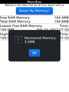 MemBoo v1.3.4 for blackberry apps(os4.7,5.0,6.0,7.0)