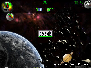 final space theme for BB 9300,9330 themes os6.0