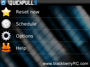 QuickPull v5.1.5 for blackberry apps(os5.0, 6.0)