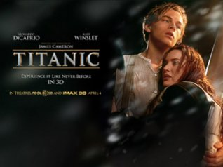 3D Titanic 480x800 wallpaper for blackberry 9850,9860