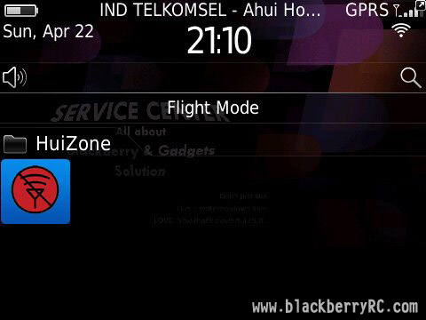 Flight Mode v1.0.0