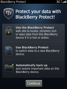 BlackBerry Protect v1.1.1.65