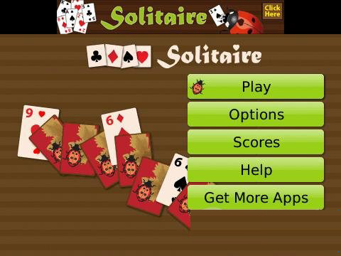 Free Solitaire v2.2.0 for OS 4.7,5.0,6.0,7.0 games