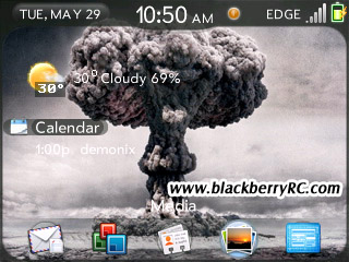 Palmpre2 for blackberry 87xx themes os4.5