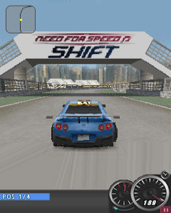 Need For Speed Shift v14.0.40 for 9380,95xx,9800 games