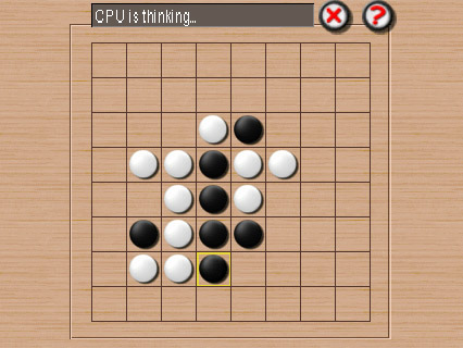 Reversi v1.0 for blackberry bold games 90xx series