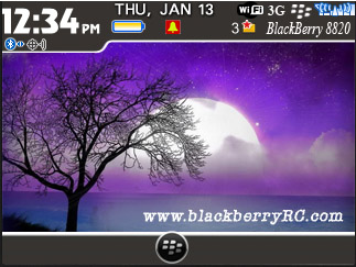 Beautiful Scenery os7.0 icons for bb 83xx,87xx,88