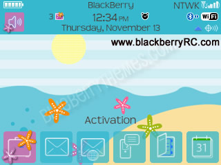 Still Summer for bb 97xx,9650 bold themes os 6.0