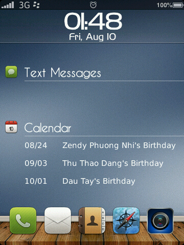<b>DAN no today / today themes for bb 9800 model</b>