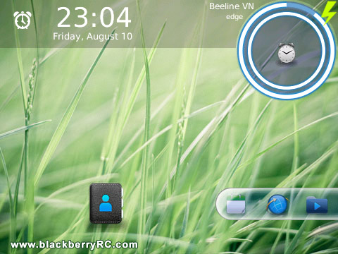 I Love BB v1.5 for blackberry 89xx, 96xx, 9700 themes