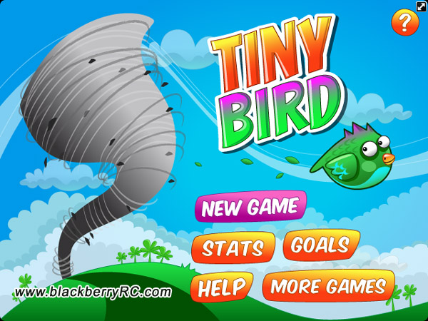 Tiny Bird v1.6 for BB 9900, 9930 games