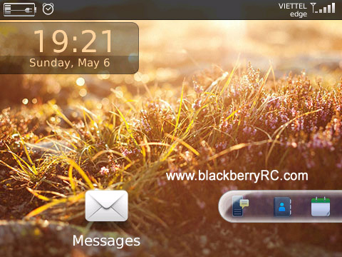 I Love BB v1.3 for blackberry 9000 bold themes