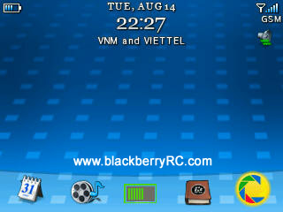 Blue Tim theme for bb 83xx,87xx,88xx themes