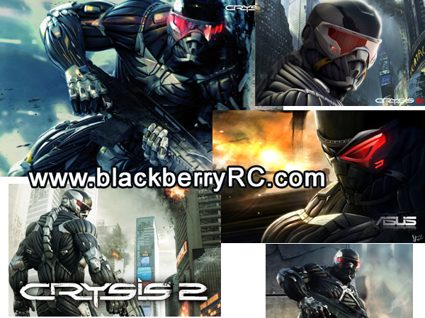 Crysis 2 for blackberry playbook wallpapers