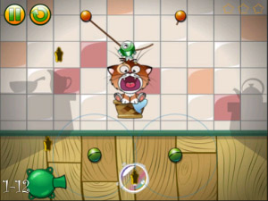 Free Feed the Kitten v1.7.2 for blackberry os5.0+ games
