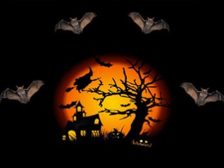 2012 HALLOWEEN WALLPAPER