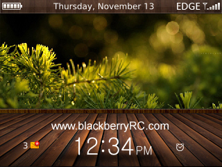 Warm color style theme - Gallery for bb 89xx,96xx, 9700