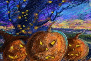 Hallowmas - blackberry 9700 backgrounds