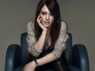 Hillary Duff - 480x320 wallpapers hd download