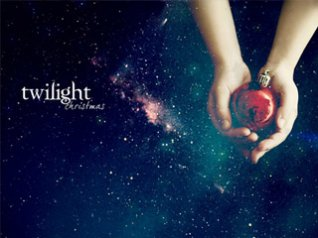 Twilight christmas for blackberry 9300 cool wallpaper
