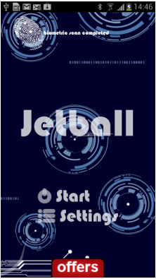Jetball v2.0 for playbook game