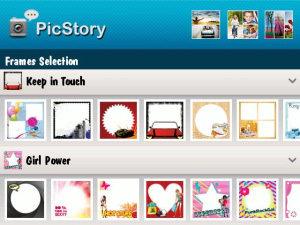 How I Use Picstory App to Combine Pictures on BlackBerry OgbongeBlog