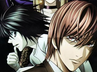 Death Note blackberry 9300 wallpapers