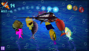 Free Angler Fish v1.1.1 for BB playbook games