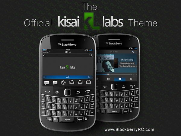 The Official Kisai Labs Theme for 9790,93xx os7.0