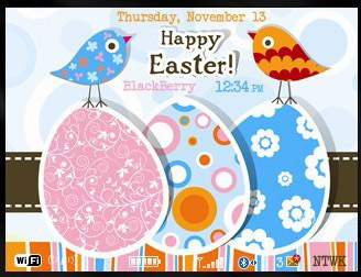 HAPPY EASTER for 85xx, 93xx curve themes