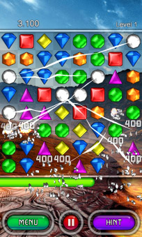 download bejeweled for blackberry free