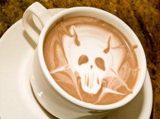 Coffee Art_Blackberry Themes free download, Blackberry Apps