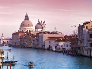 Beauty Of Venice Blackberry Wallpaper