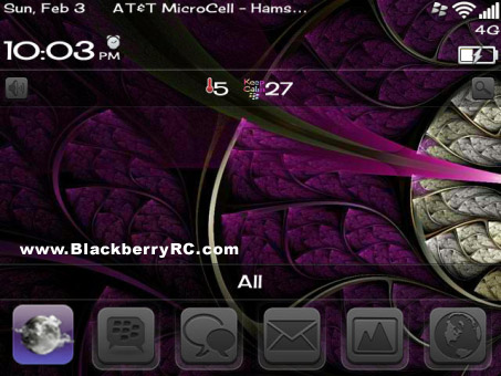 Keep Calm for blackberry 9900, 9930, p9981 themes
