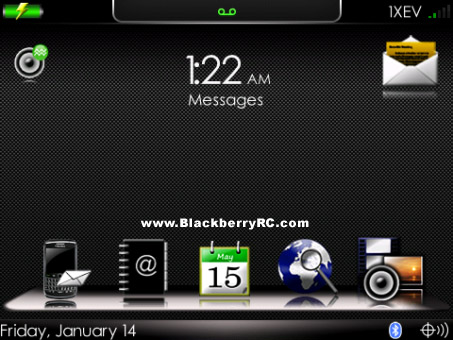 Reflect7 Carbon for BB 8520/8530/9300 Simple themes