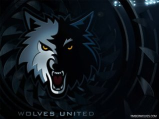 Wolves United Logo wallpaper
