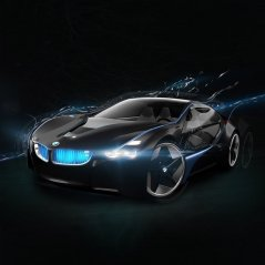<b>BMW Vision Super Car</b>