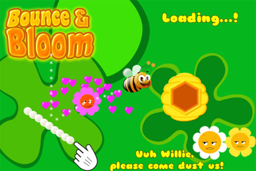 Free Bounce and Bloom 1.2 for blackberry 10, playbook