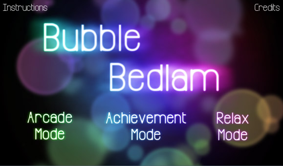 free Bubble Bedlam v1.3 for playbook games download