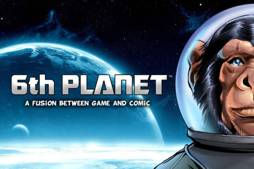 6th Planet 2.0 for blackberry 10, playbook games