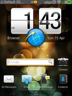 Berry Sense UI HTC for 9500 storm themes