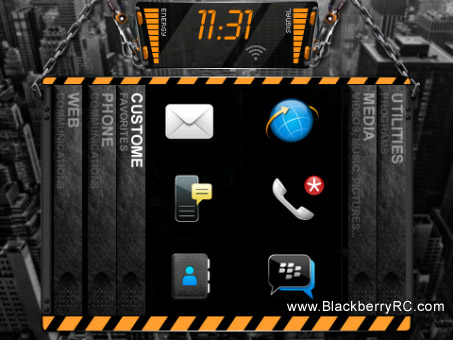 Building i7 for 9500 9520 9530 9550 themes