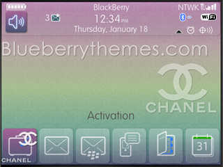 Chanel version 3 ( 9000 os5.0, 4.6 )