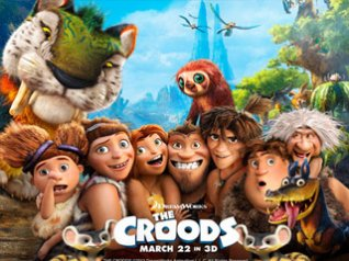 The Croods film wallpaper